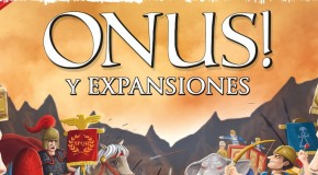 Video ONUS! & expansions – Kickstarter – Rome vs. Carthage