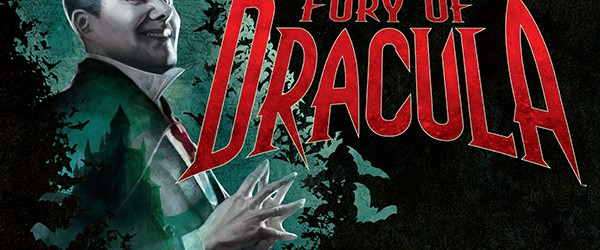 "New (Third) Edition of ""Fury of Dracula"" Coming From Fantasy Flight Games"
