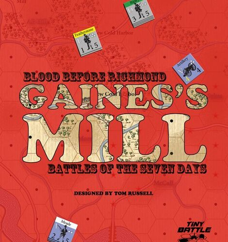 Gaines Mill cover