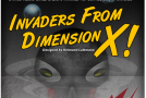 """Invaders from Dimension  X"" on sale at Wargame Vault"
