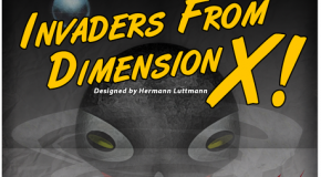 The Gaming Gang: Utter Chaos in Space – 'Invaders from Dimension X' Reviewed