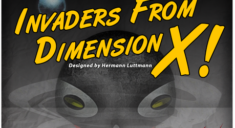 """Invaders from Dimension X!"" rulebook now on the web"