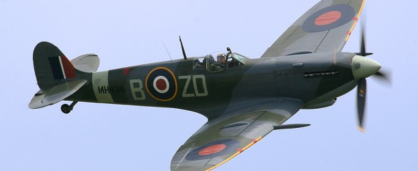 BBC: Flypast marks Battle of Britain 75th anniversary