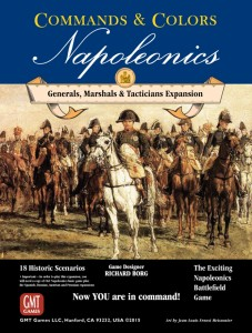 Command and Colors Napoleonics - Generals, Marshall and Tacticians