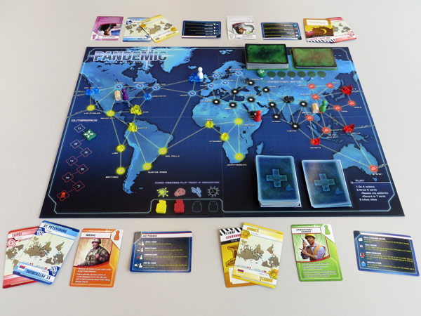 Pandemic - A New Challenge