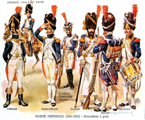 French Guard Foot Grenadiers
