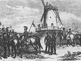 Napoleon's Observatory Windmill