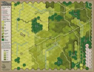 Position Magnifique map