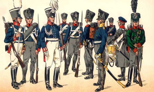 Prussian Infantry 1813-1815