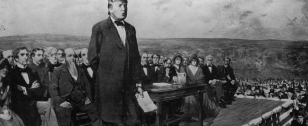 Abraham Trump's Gettysburg Address