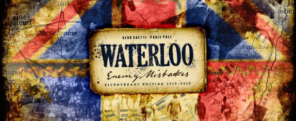 Waterloo: Enemy Mistakes – A Boardgaming Way Review by Paul Comben