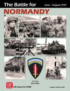 Battle for Normandy cover