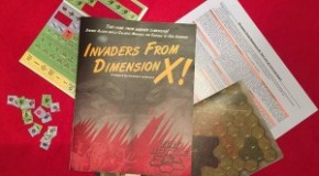 "Rob's Tabletop World: Rob Looks at ""Invaders From Dimension X"""