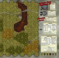 Invaders from Dimension X Map Alpha
