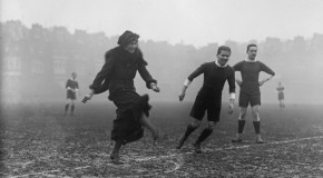 New Republic: The Myth of the Christmas Truce Soccer Match