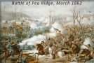 Thunder in the Ozarks: The Battle of Pea Ridge Playtest photos