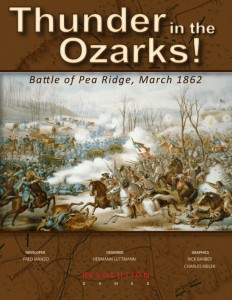 Pea Ridge Cover