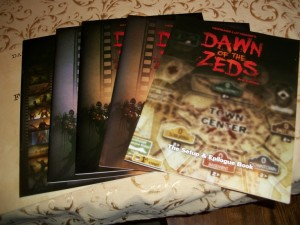 Zeds 3rd edition Rules and Guides