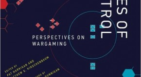 "The MIT Press: ""Zones of Control: Perspectives on Wargaming"""
