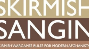 Video: Skirmish Sanging (wargame rules for modern Afghanistan) Review