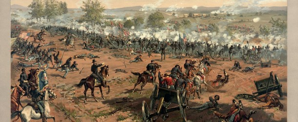 BBC Documentary 2015 | Battle of Gettysburg