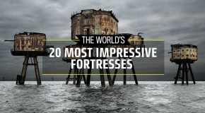 Popular Mechanics: The World's 20 Most Impressive Fortresses