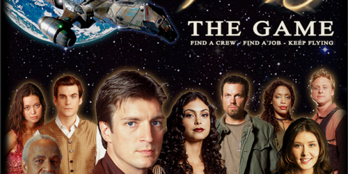 Firefly the Game (Gale Force Nine) Review by Marco Arnaudo