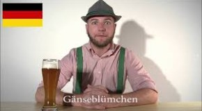 How German sounds compared to other languages (part 1)