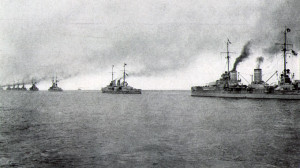 Lamps - German High Seas Fleet 1916