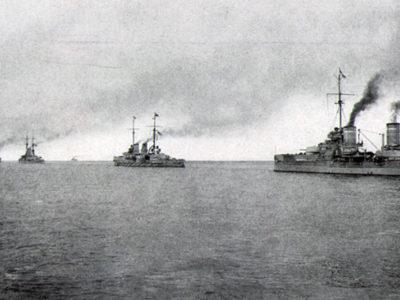 Lamps - German High Seas Fleet 1916