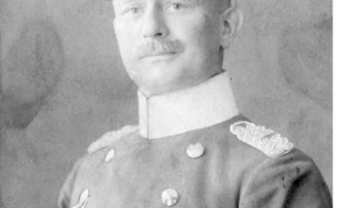 Oberstleutnant v. Lettow-Vorbeck
