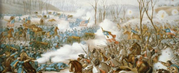 """Thunder in the Ozarks: The Battle of Pea Ridge"" Playtest Photos"