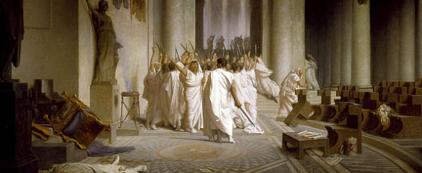 The Telegraph: The Ides of March – The assassination of Julius Caesar and how it changed the world