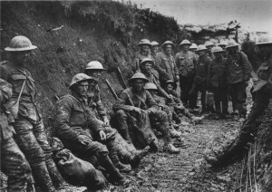 lamps - Royal Irish Rifles Somme July 1916