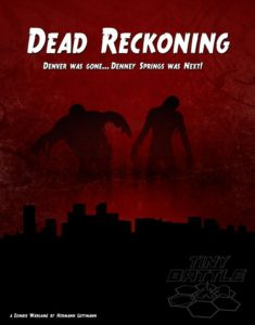 Dead Reckoning cover 2