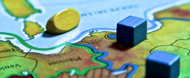 Wargaming in the Classroom: An Odyssey