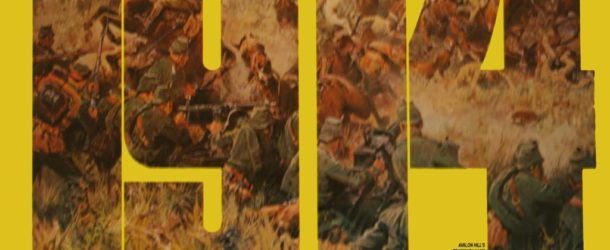 """Give Me Fives – A Boardgaming Way Review of """"1914"""""""