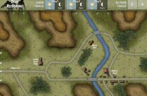 Dead Reckoning map