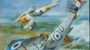 """Five Times Fives – A Boardgaming Way Review of """"Knights of the Air"""""""