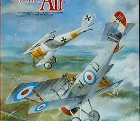 "Five Times Fives – A Boardgaming Way Review of ""Knights of the Air"""