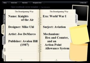 Knights of the Air book Index