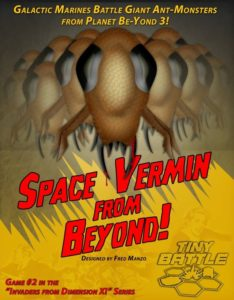 Space Vermin cover