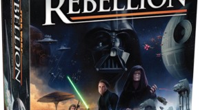 "Video Review of ""Star Wars Rebellion"" by Marco Arnaudo"