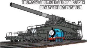 Thomas Meets Gustav