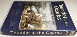 Thunder In the Ozarks box