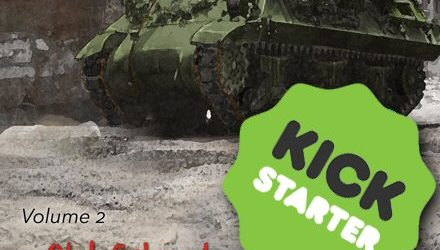 """Old School Tactical Volume II: West Front 1944-45"" from Flying Pig is now live on Kickstarter"