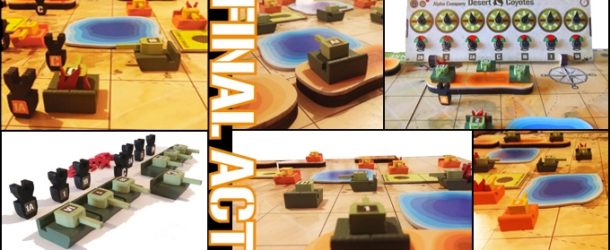 """Final Act"" from Tyto games goes live on Kickstarter"