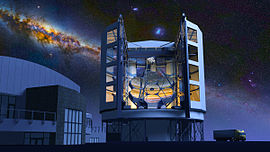 C/Net: Sense of the stars: New telescopes poised to unlock the universe