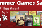 Victory Point Games: It's the Summer Games Sale!