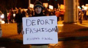Deport Fashisom!